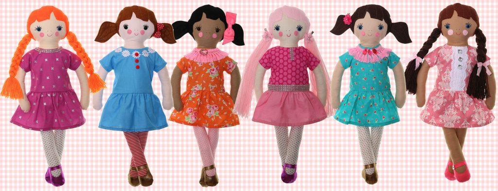 rag doll pattern