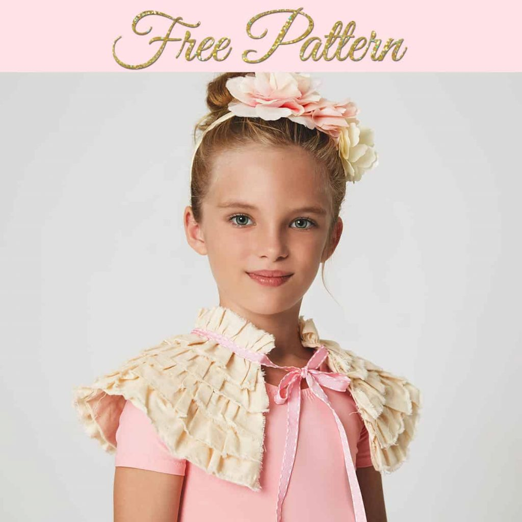 free cape sewing pattern