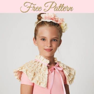 free cape sewing pattern