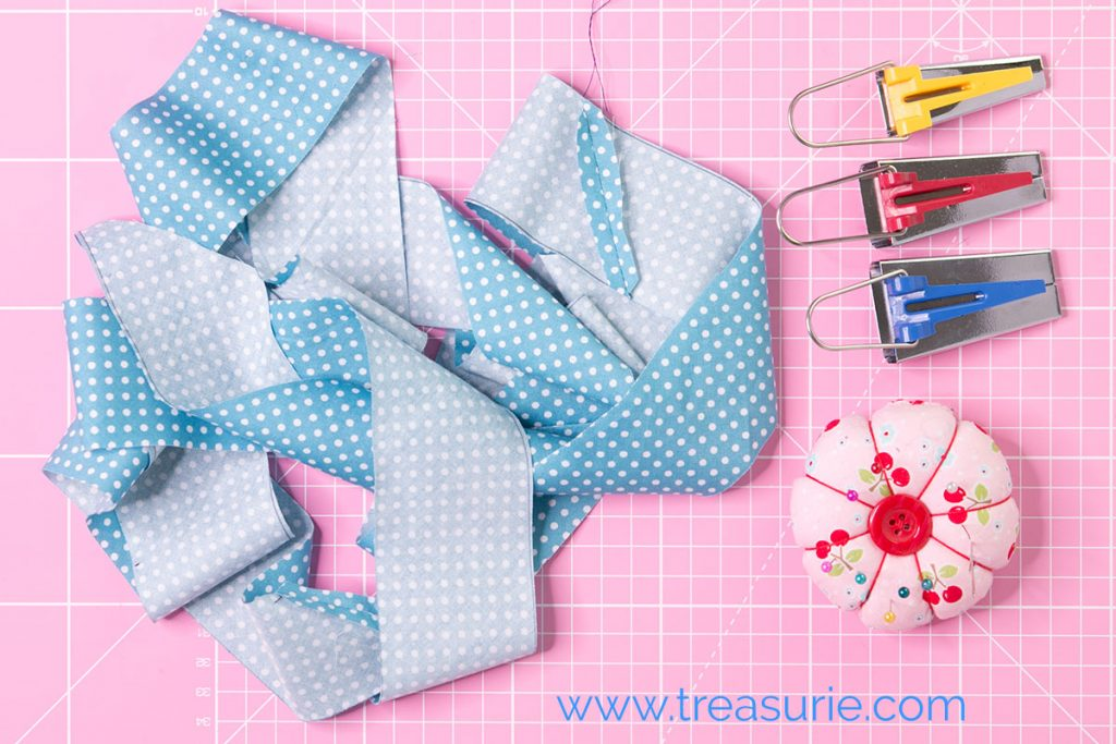 how to make bias binding