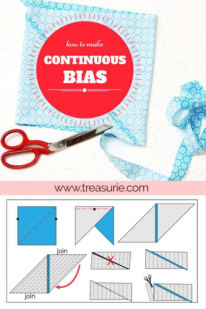 continuous bias tape