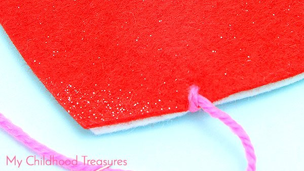 Step 4: How To Do Blanket Stitch