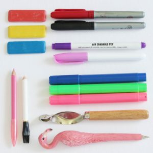 marking tools for sewing