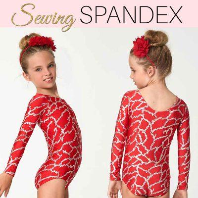 sewing spandex