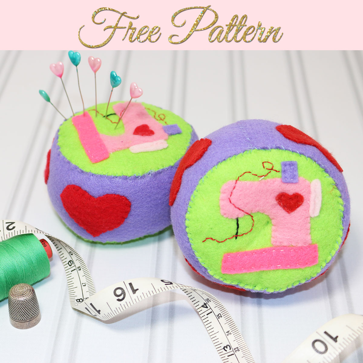 pincushion patterns