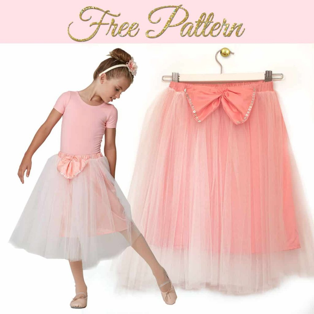 How To Make A Tutu Skirt Free Pattern