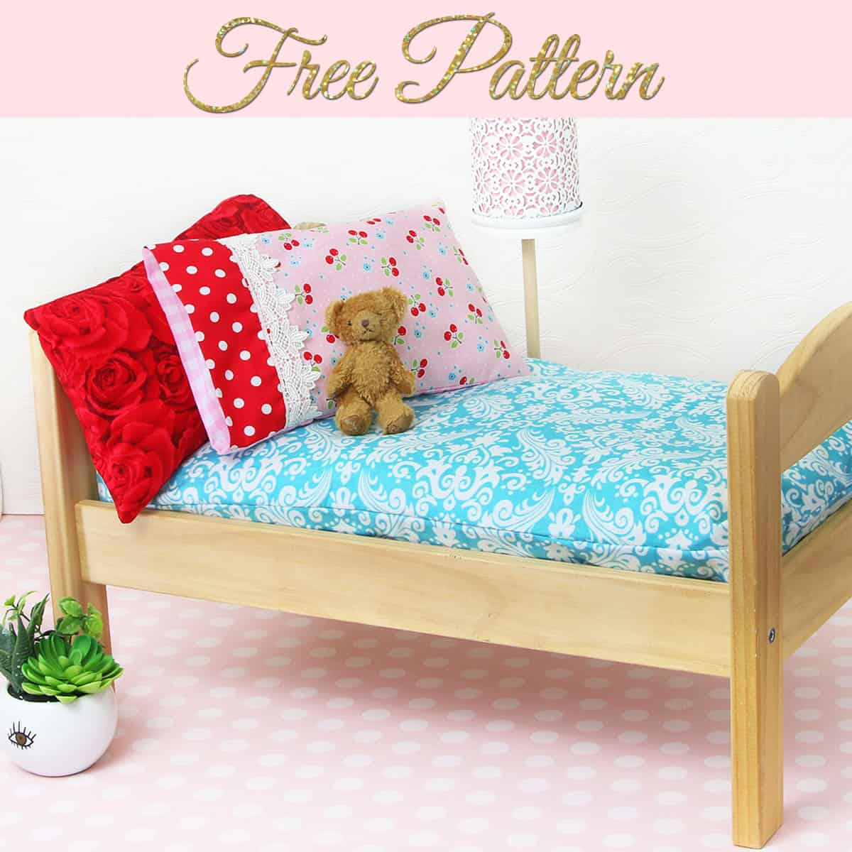 How To Make A Doll Mattress Diy Doll Mattress Pattern Treasurie