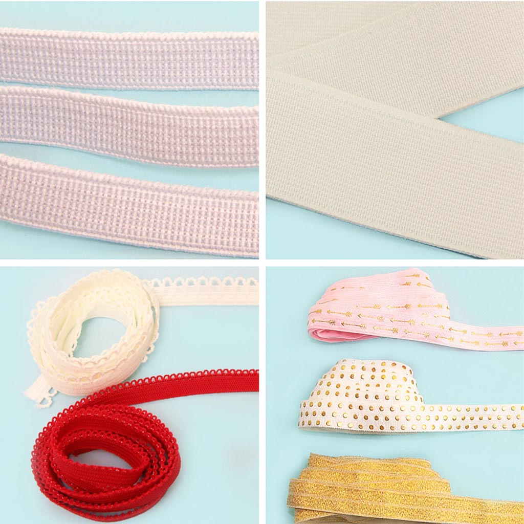 Types Of Elastic Best Elastics For Sewing Treasurie