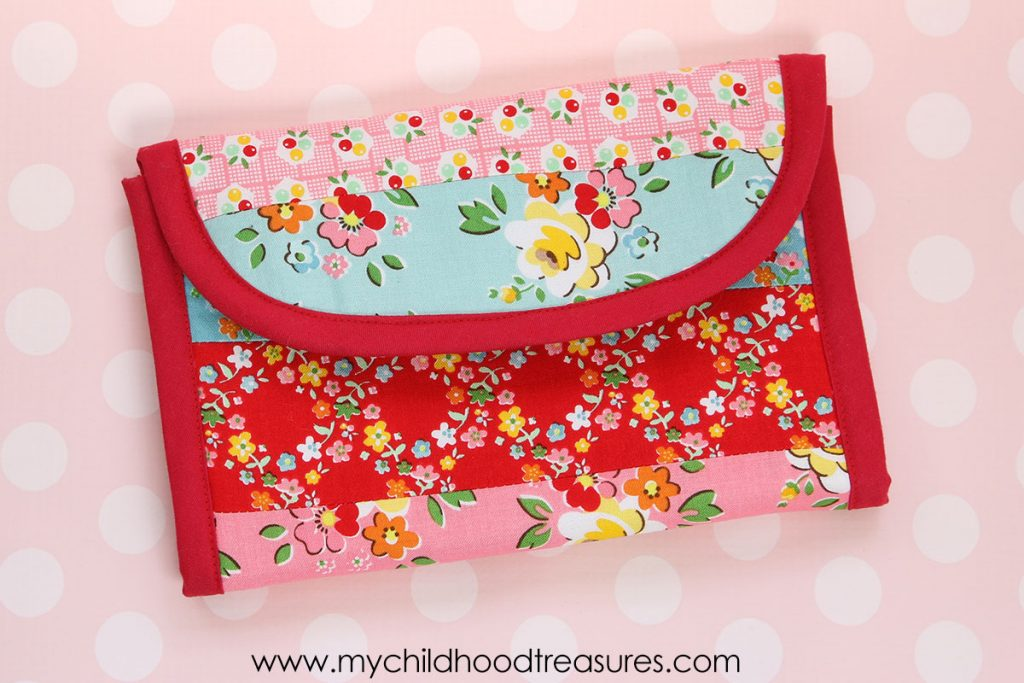 make up roll pattern