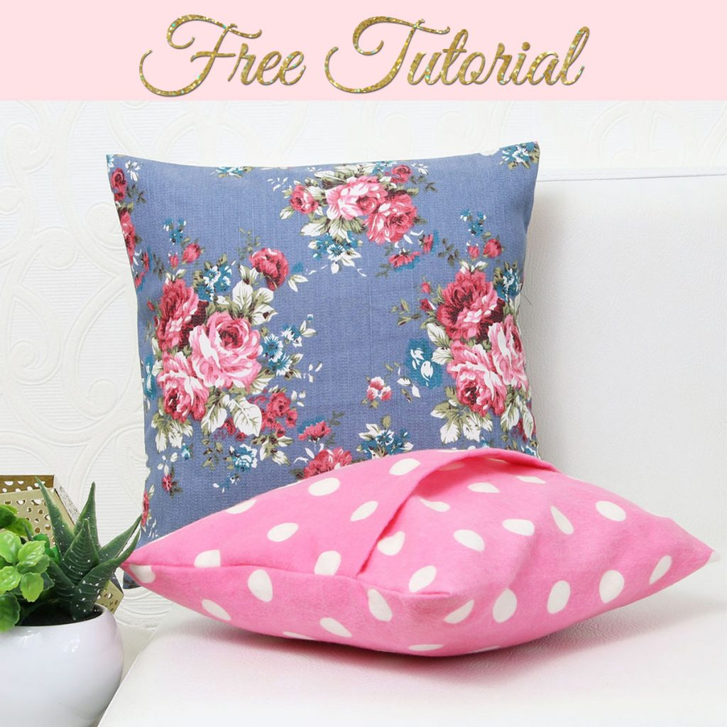How To Make Cushion Covers Diy