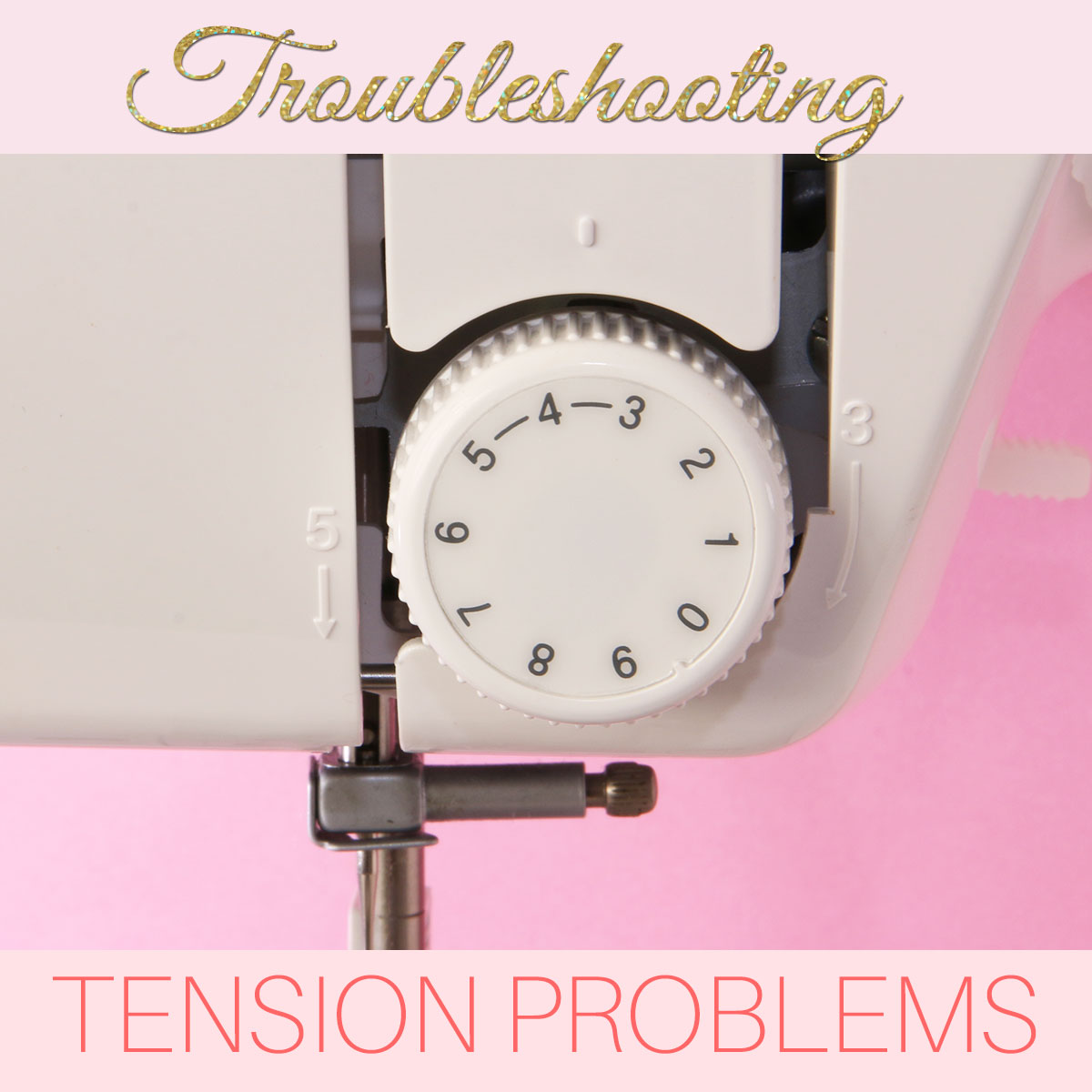 Sewing Machine Tension - Top 10 TIPS
