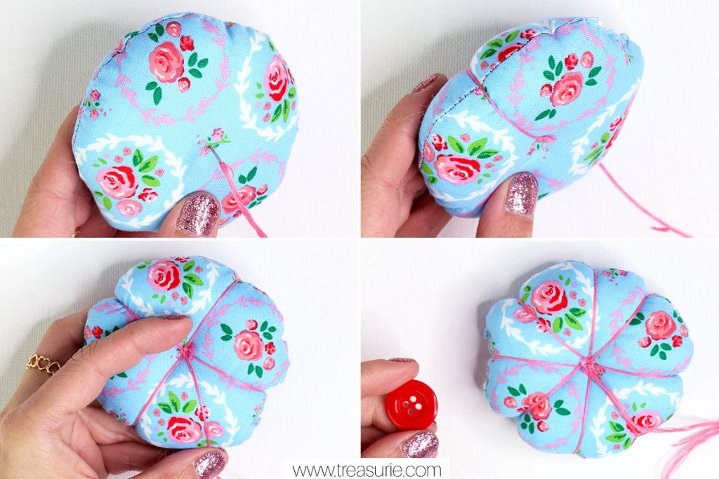 segment the diy pin cushion