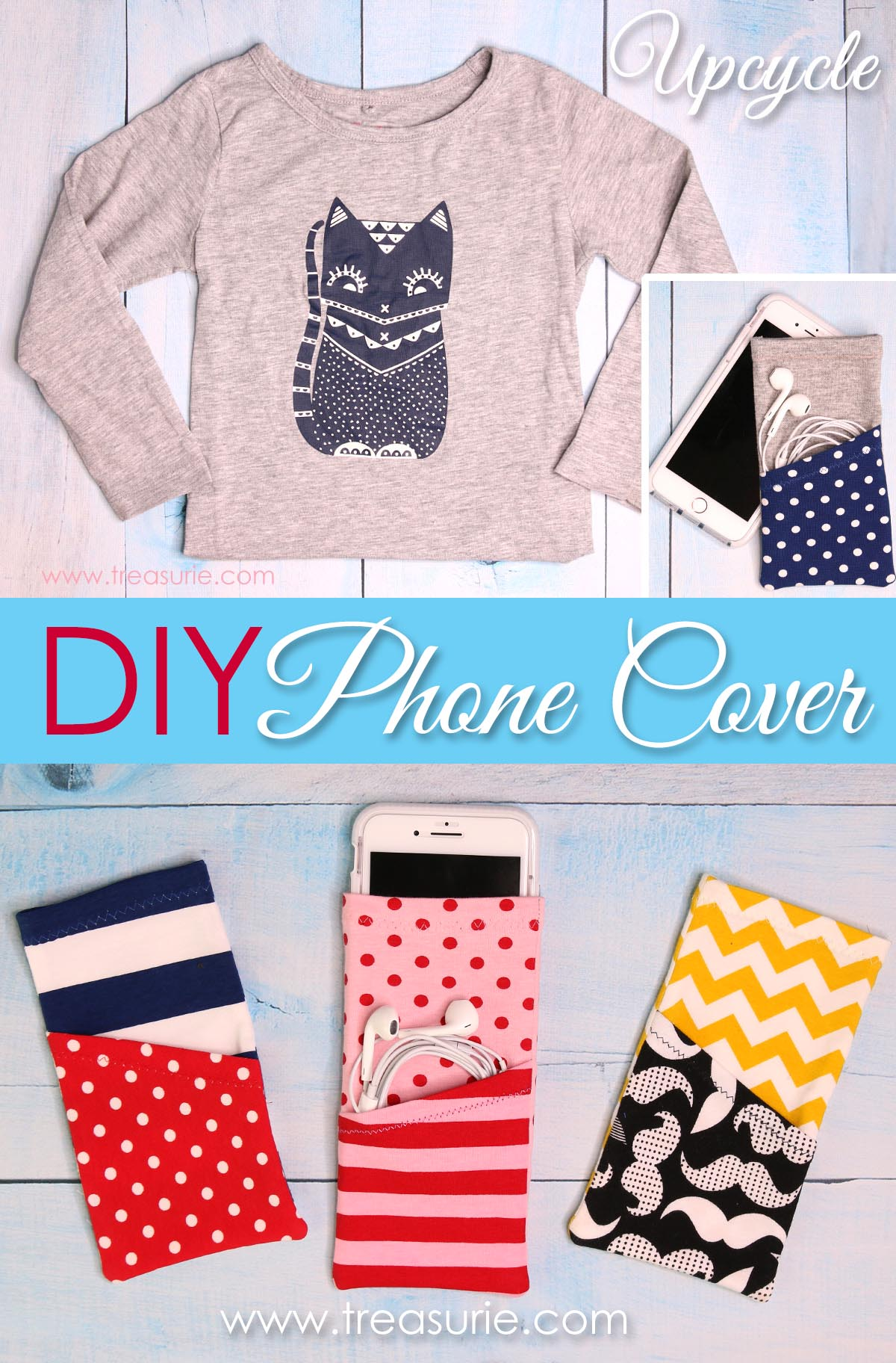 diy phone cover