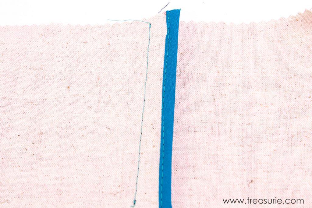 binding seams together