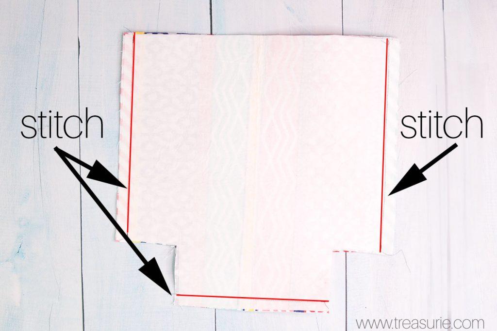 Stitch Sides & Bottom