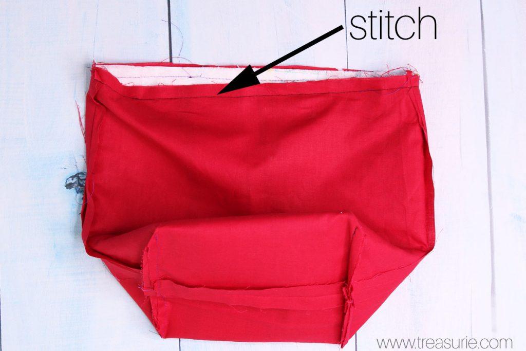 Stitch the Top