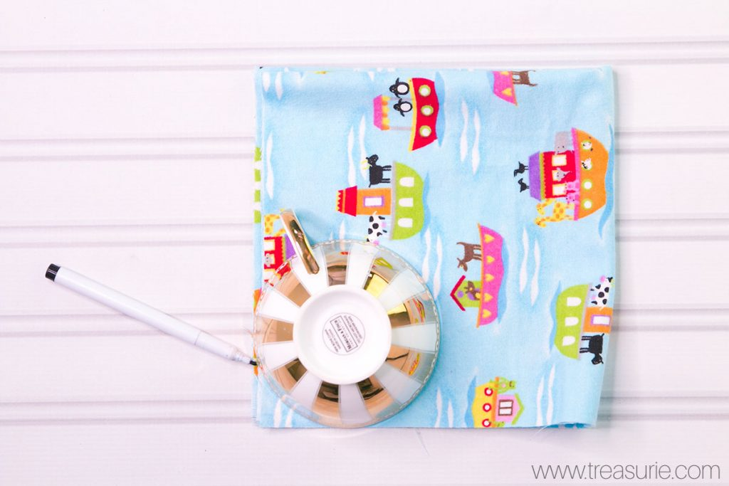 How to Make a Baby Blanket -