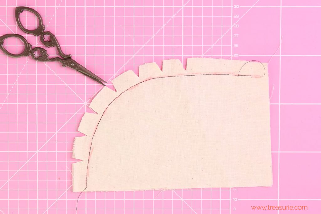 clipping curves, Sewing Curves - Convex
