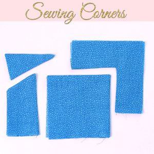 sewing corners
