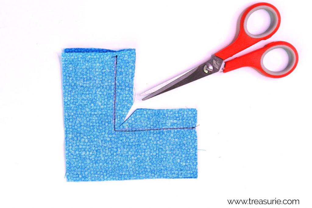 sewing corners