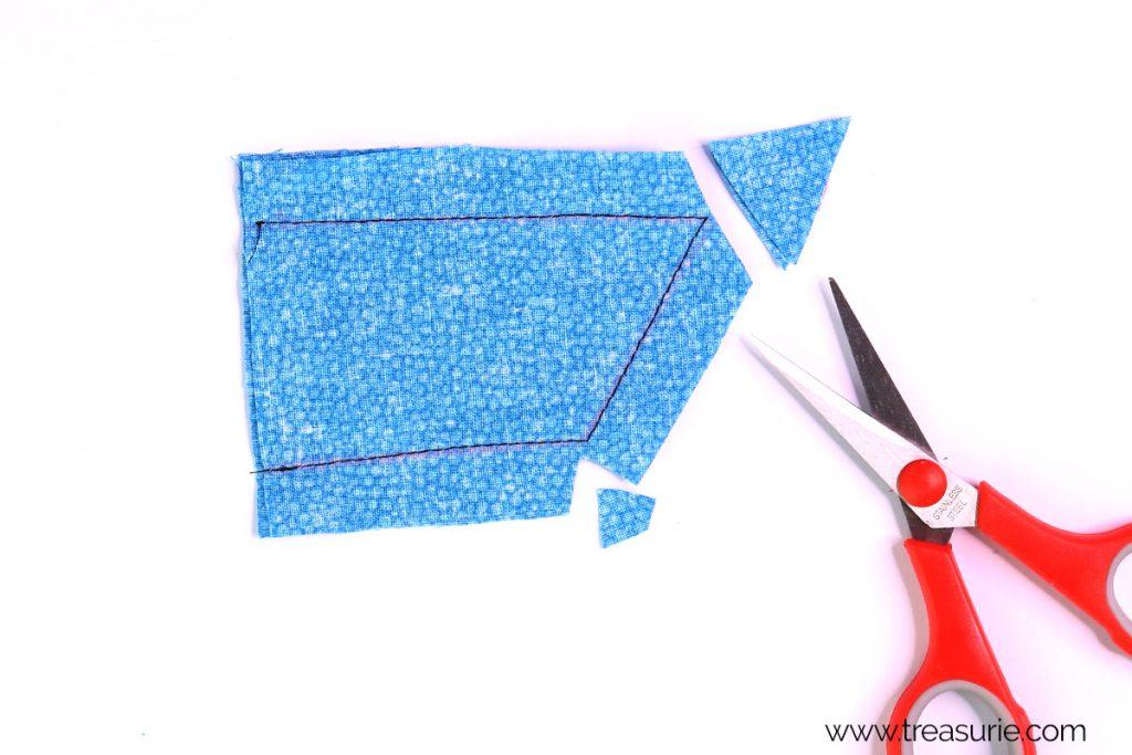 sewing corners trim