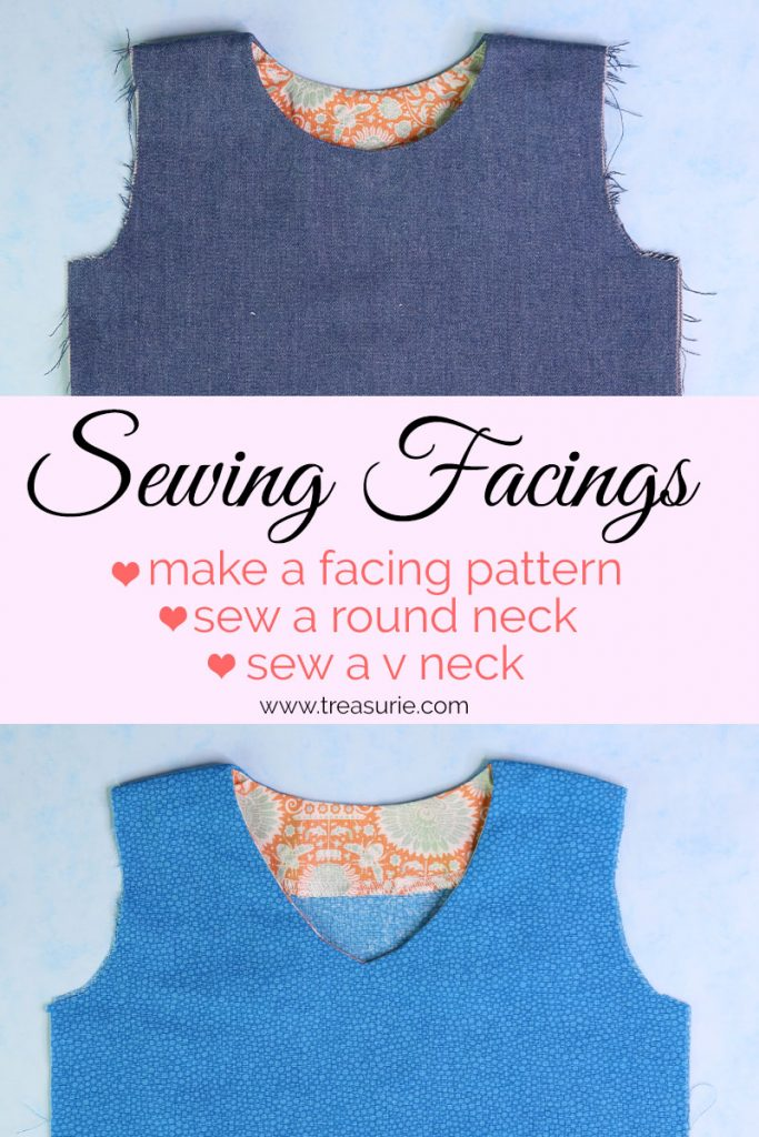 sewing facings