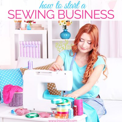 how to start a sewing business