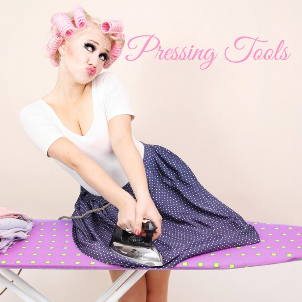 pressing tools for sewing