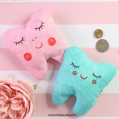 tooth fairy pillow pattern