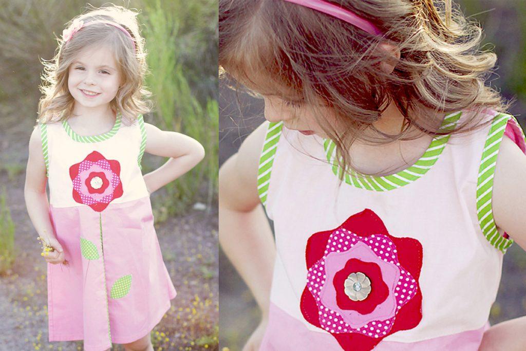 Bella Dress Pattern