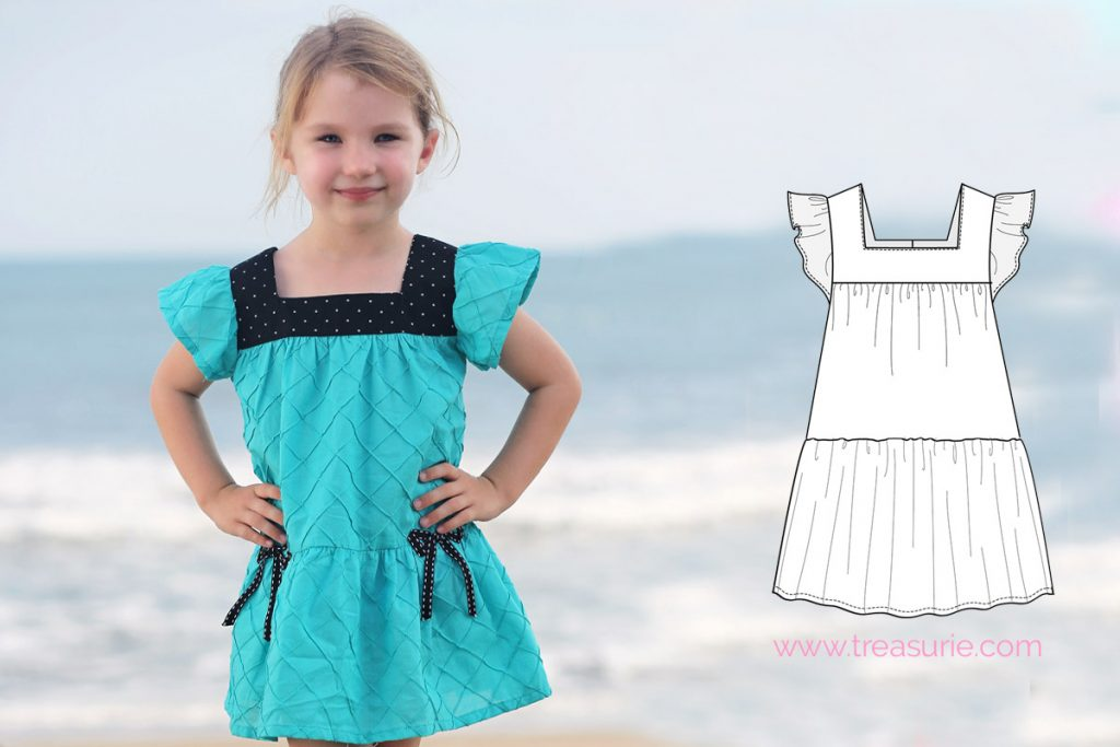 Juliana Dress Pattern