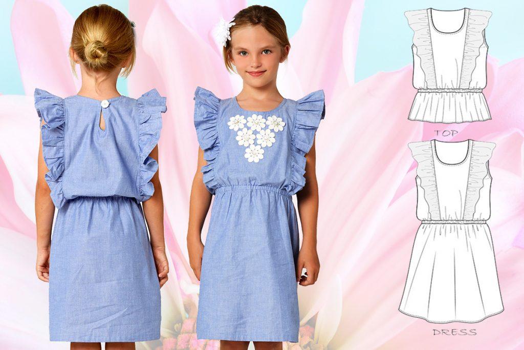 Tiffany Dress Pattern