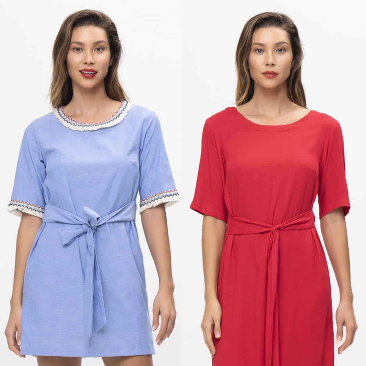 Fabric Drape Fabrics That Flatter For Sewing Treasurie