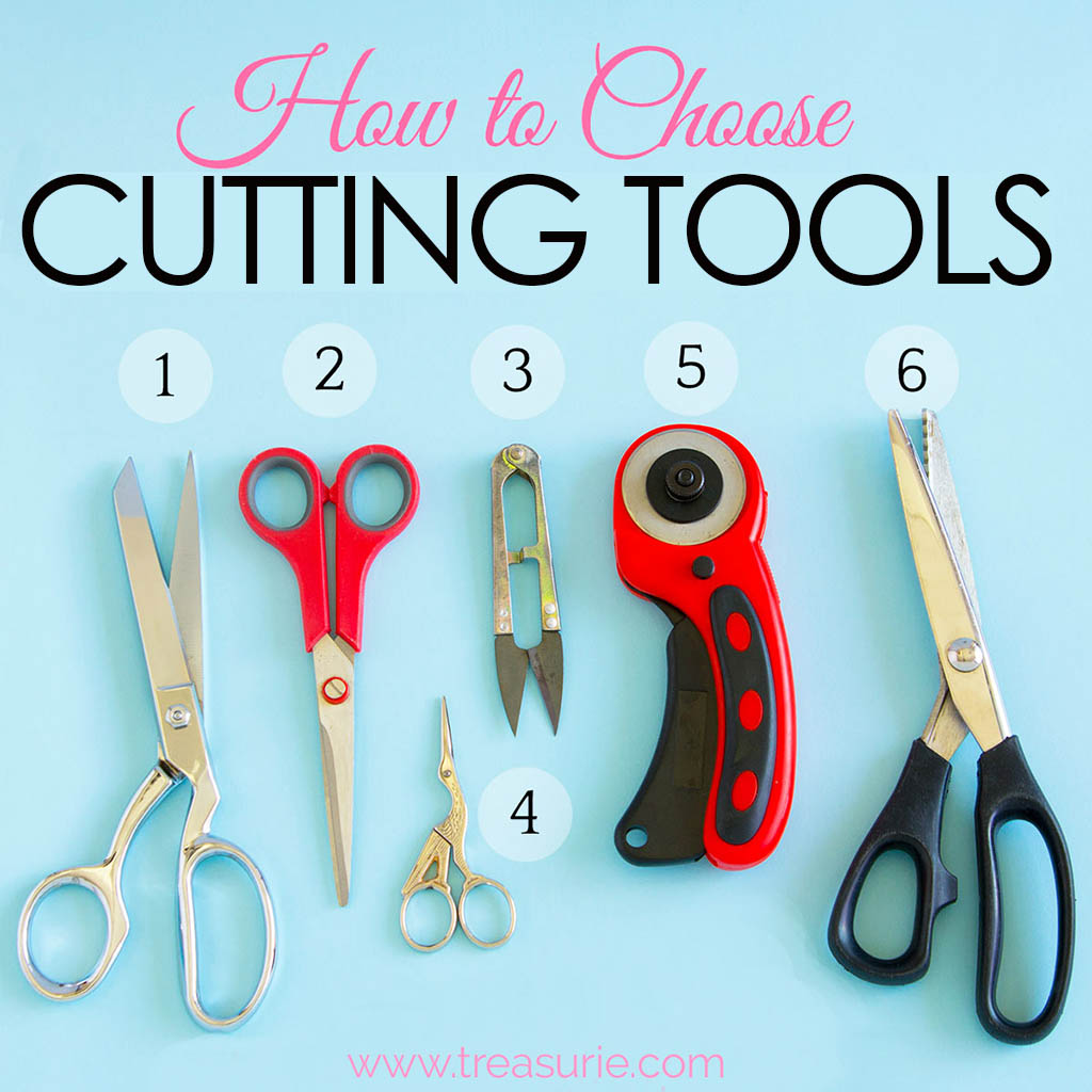 Cutting Tools For Sewing Best Tools You Need Treasurie