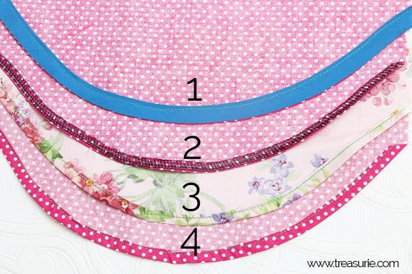 4 Ways to Sew a Narrow Round Hem