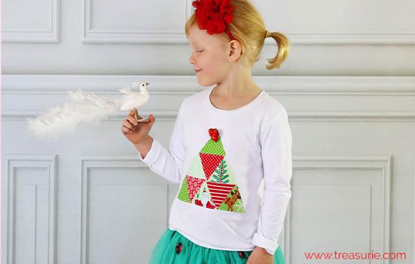 DIY Christmas Shirt