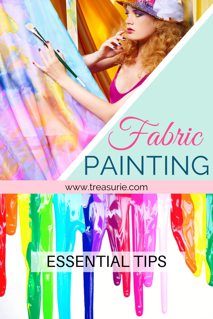 Fabric Painting Best Tips And Techniques Treasurie