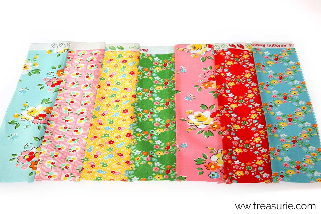 How To Make A Baby Blanket 4 Sizes Treasurie