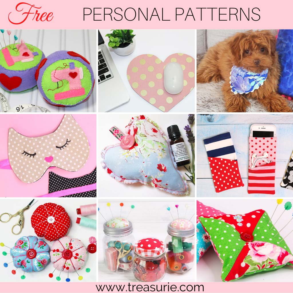 Sewing Projects for Beginners - Personal