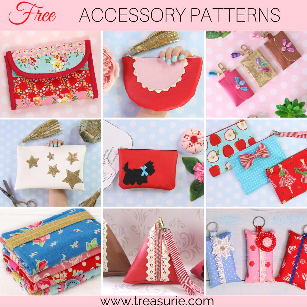 Sewing Projects for Beginners - Accessories