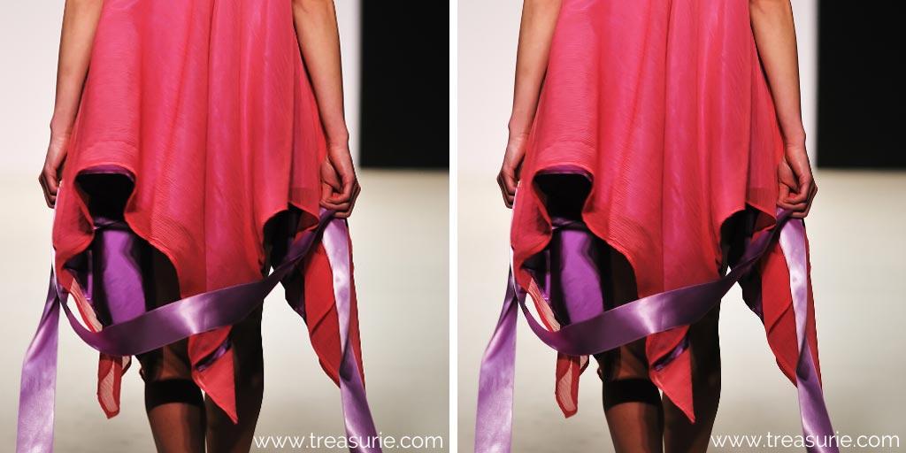 Types of Dresses - Handkerchief
