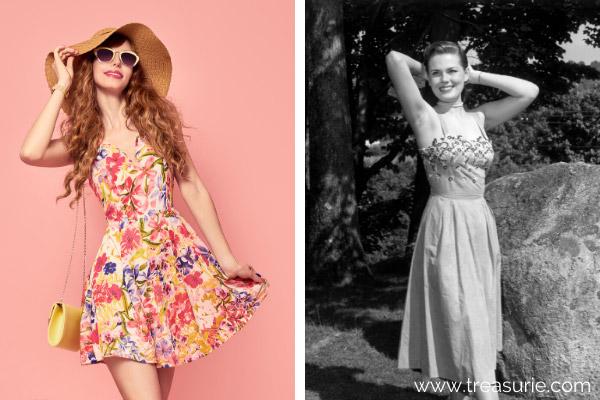Types of Dresses - Sundress