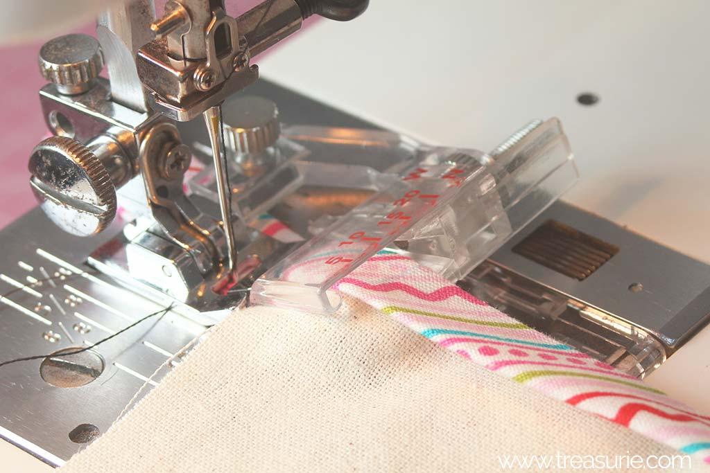 Binder Foot - Insert Fabric