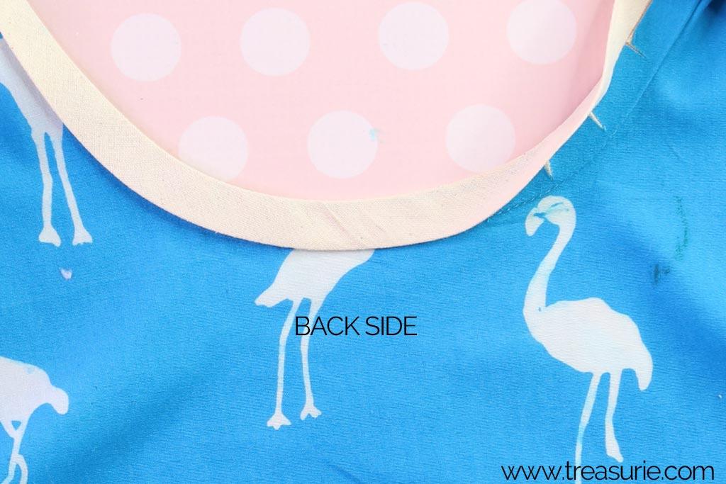 Fold to Back Side