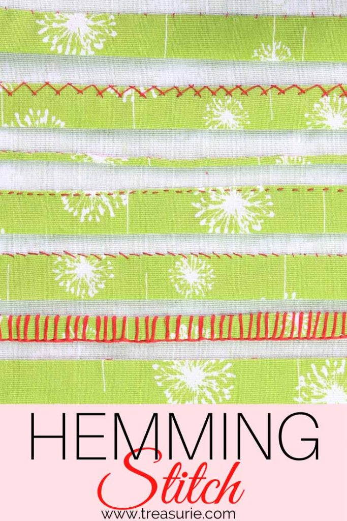 Hemming Stitch