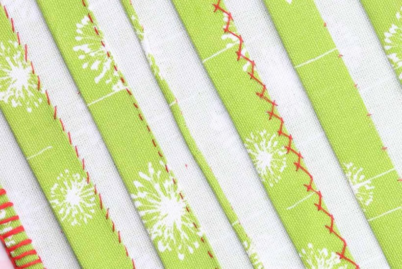 hemming stitch
