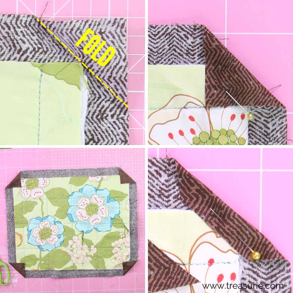 How To Bind A Quilt - Perfect Binding Methods