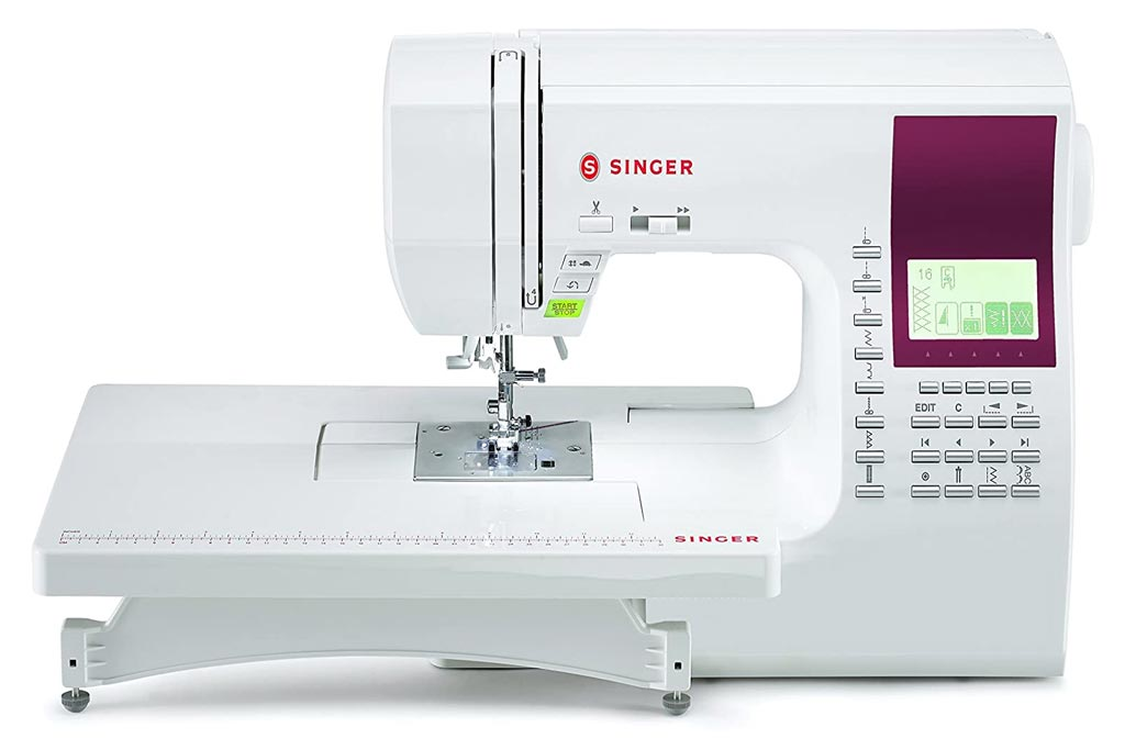 Singer Computerized Sewing Machine (Amazon)