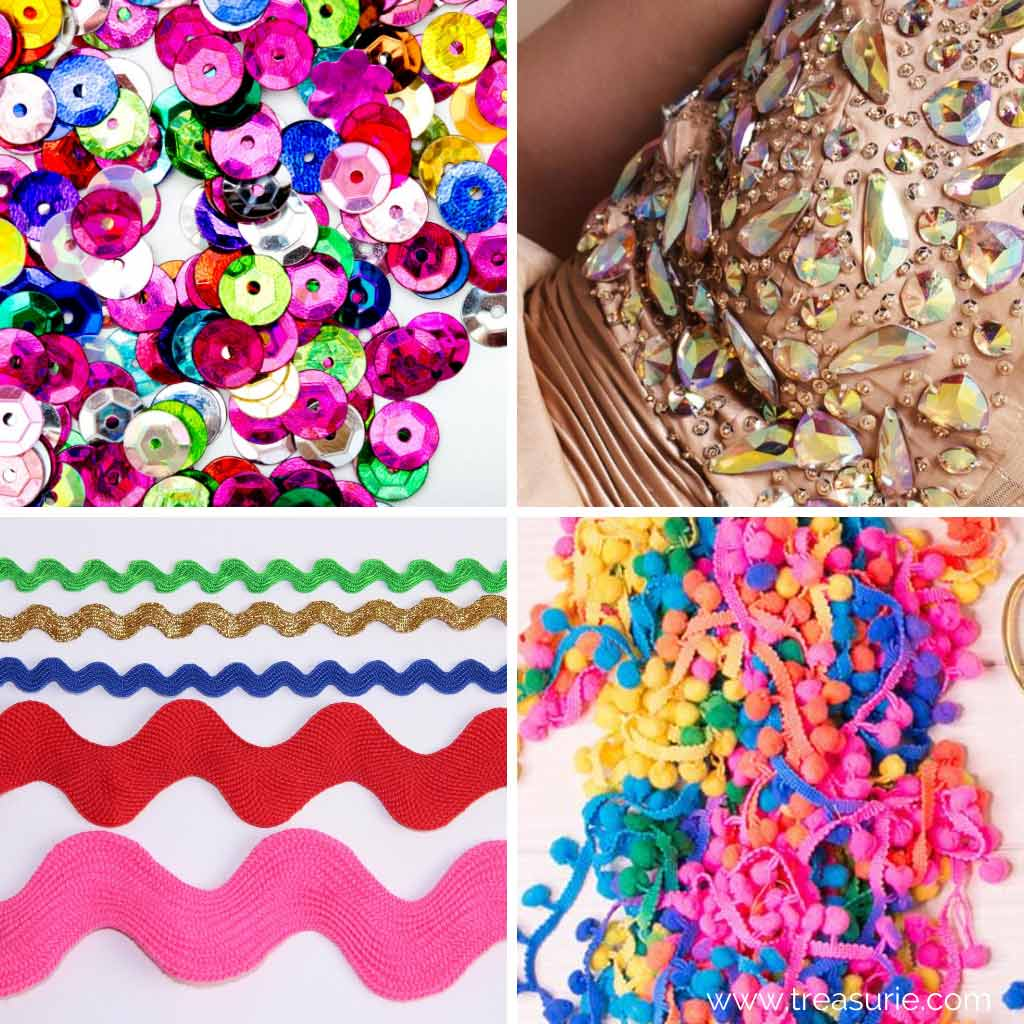 Sewing Notions - Embellishments