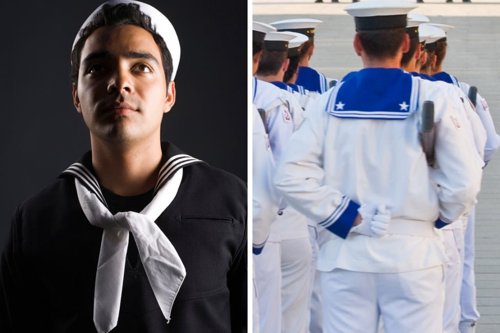 Types of Collars - Sailor